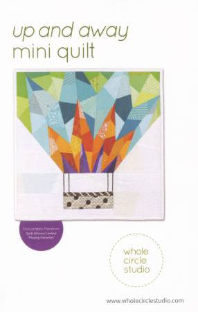 Up and Away quilt pattern by Sheri Cifaldi-Morrill
