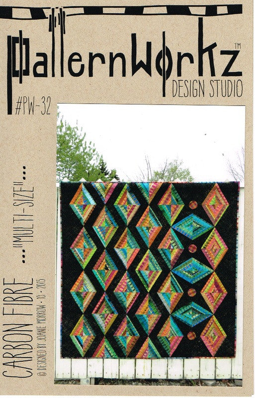 Carbon Fibre - The Quilter's Bazaar