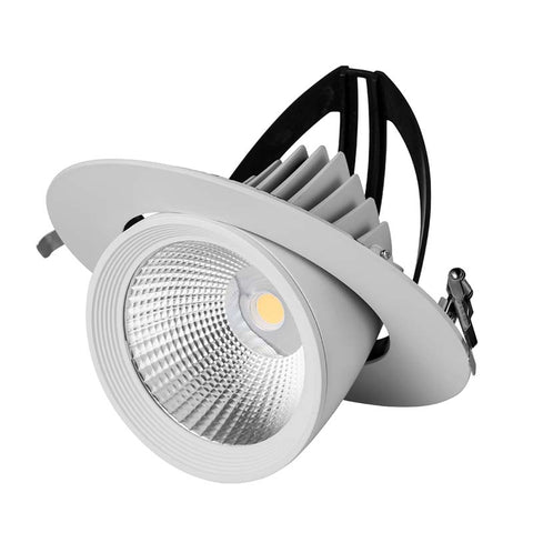 Led Downlight - Kantelbaar - 40W
