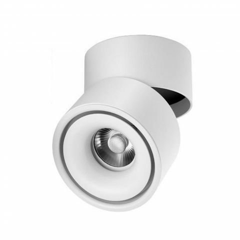 Led Downlight - Opbouw - 15W - Wit