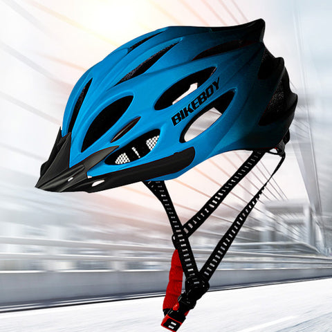 sturdy, safe and lightweight bicycle helmet,very suitable for women