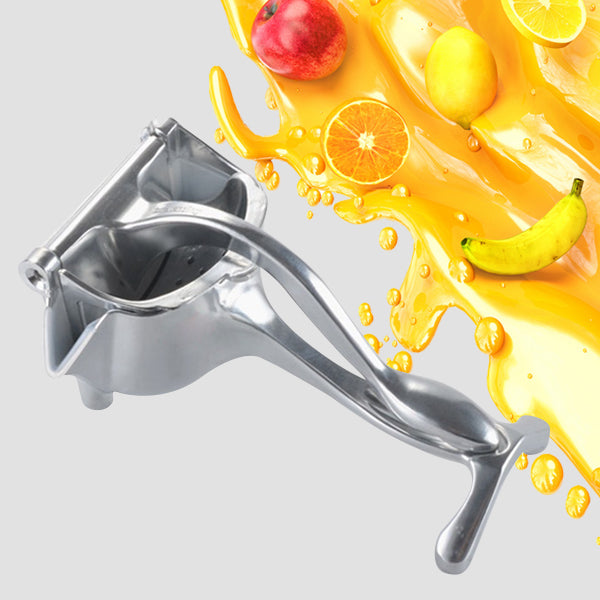 retain the fruity aroma original flavor----hand pressed juicer