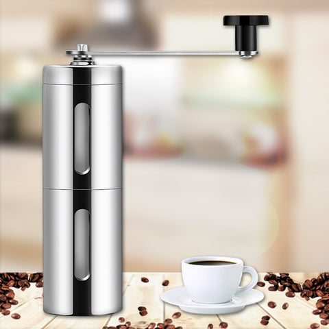 enjoy the aroma of freshly ground coffee anytime--manual coffee grinder