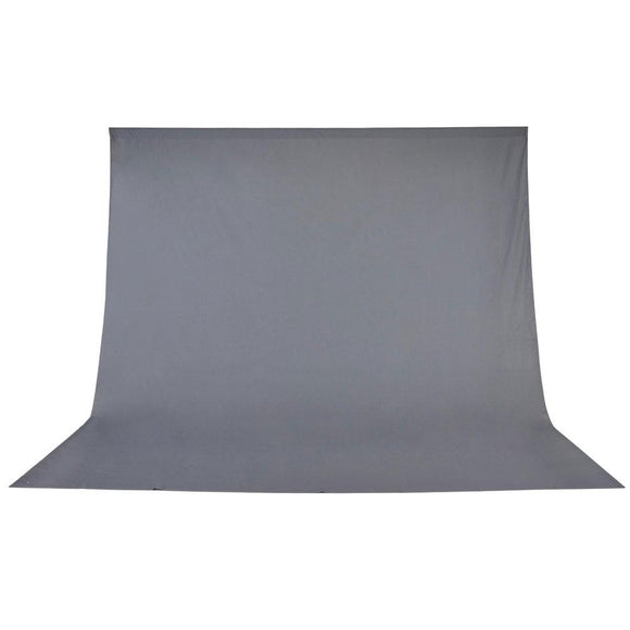 10'x10' Photo Backdrop Object Background Muslin Cotton Color Options