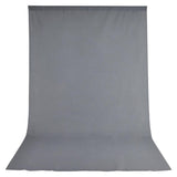 9'x6' Photo Backdrop Object Background Muslin Cotton Color Options