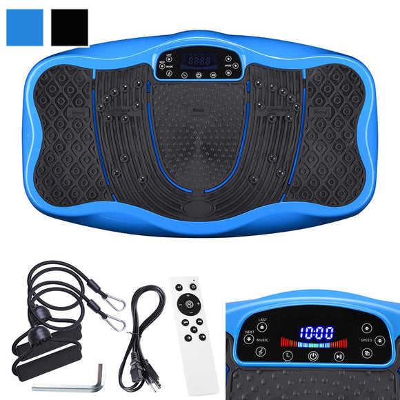 Vibration Plate Machine Exercise Massager 31