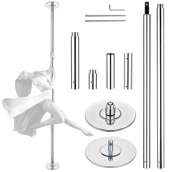 9' Spinning Dance Pole Kit D45mm