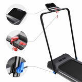 1.5 HP Ultra-thin Electric Folding Treadmill with Remote