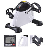 Mini Exercise Bike Pedal Machine w/ LCD Display