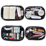 Byootique Makeup Travel Backpack w/ 4 Pouches