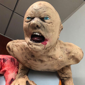 Halloween Props Crawling Zombie Life-Size Yard Decor