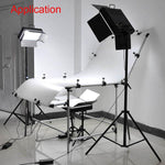 700 LEDs Dimmable Photograhy Lighting Panel Bi-clolor