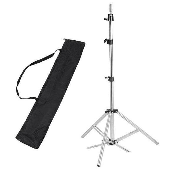 Wig Stand Cosmetology Mannequin Stand Tripod