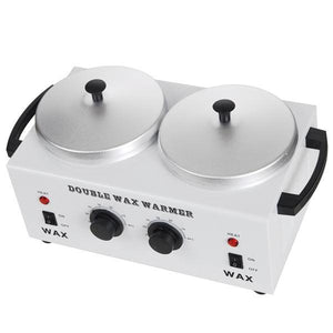 Salon Dual Pot Waxing Heater