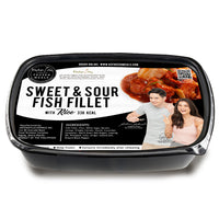 Sweet & Sour Fish Fillet Rice Meal