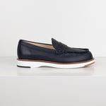 Laden Sie das Bild in den Galerie-Viewer, Loafer TOD'S dunkelblau