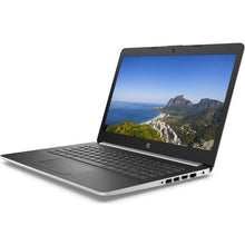 "Load image into Gallery viewer, HP Pavilion 14"" laptop - 14-CK0596SA Silver, Core i5, 8GB RAM, 128Gb SSD"