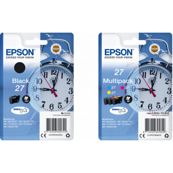 Epson 27 ink cartridges