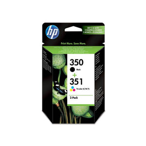 HP 350 & 351 ink pack