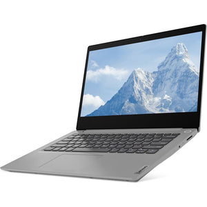 "Lenovo IdeaPad 81W3, 14"" Display, AMD RYZEN 3 4300U Processor, 4GB RAM, 128GB SSD, Windows 10 S Mode, 1 Year Warranty."