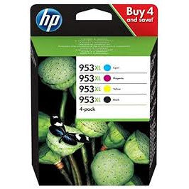 HP 953XL multipack ink
