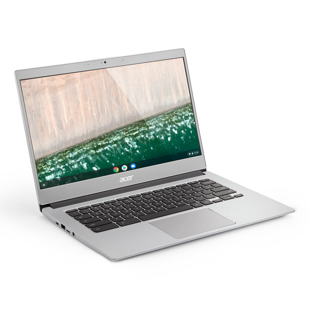 Acer Chromebook, Intel Celeron Processor, 4GB RAM, 32GB eMMC, Chrome OS, 1 Year warranty