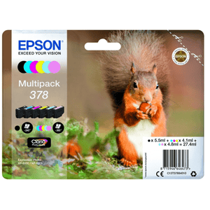 Epson Squirrel 378