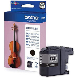 Brother LC127XL-BK black ink cartridge