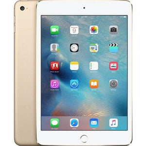 "iPad Mini 4th Gen 7.9"" 16GB Gold Grade A"