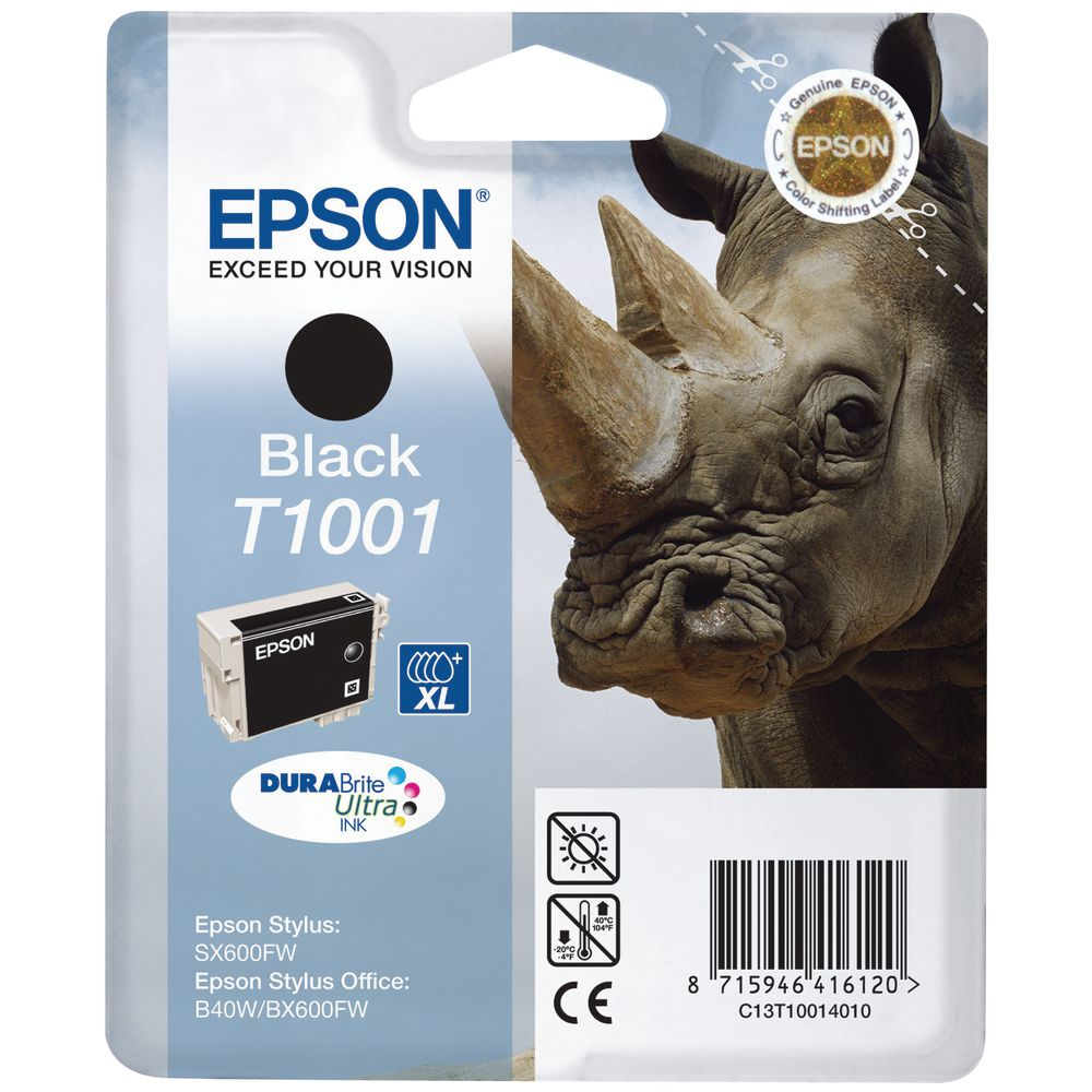Epson Rhino T1001/2/3/4 ink cartridges