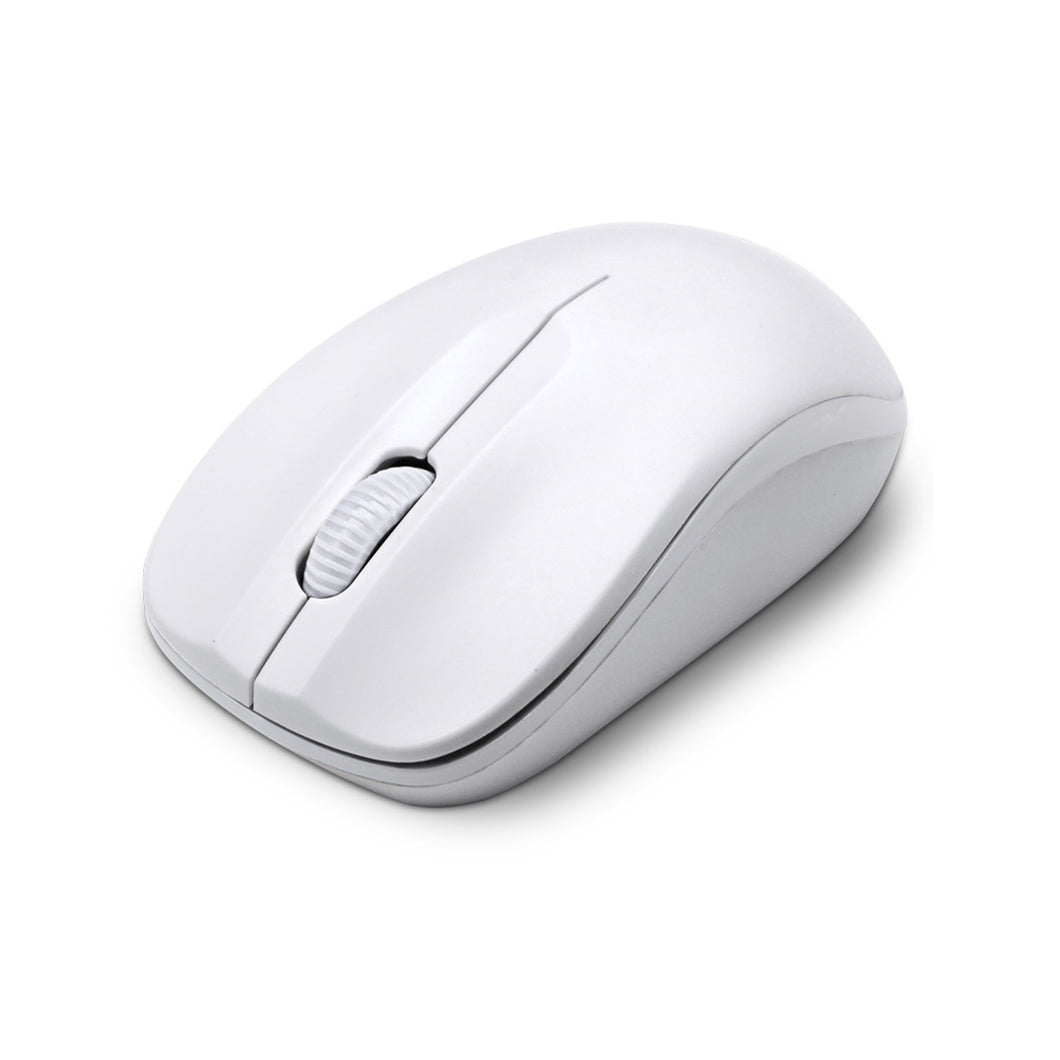 Compoint Wireless White Mouse