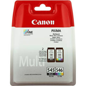 Canon PG-545 / CL-546 inks