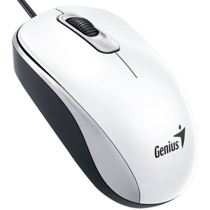 Genius DX-110 USB Corded mouse - various colours