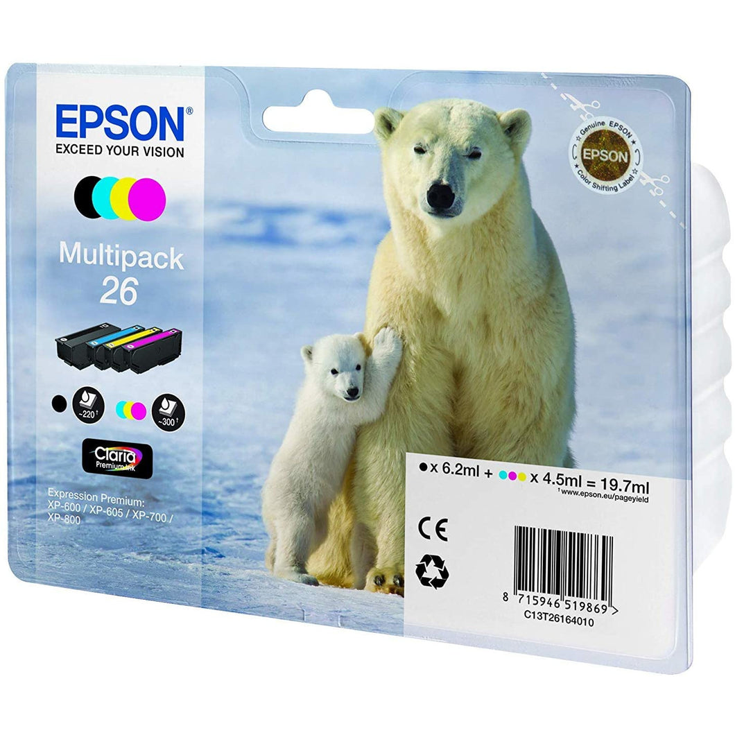 Epson 26 ink cartridge