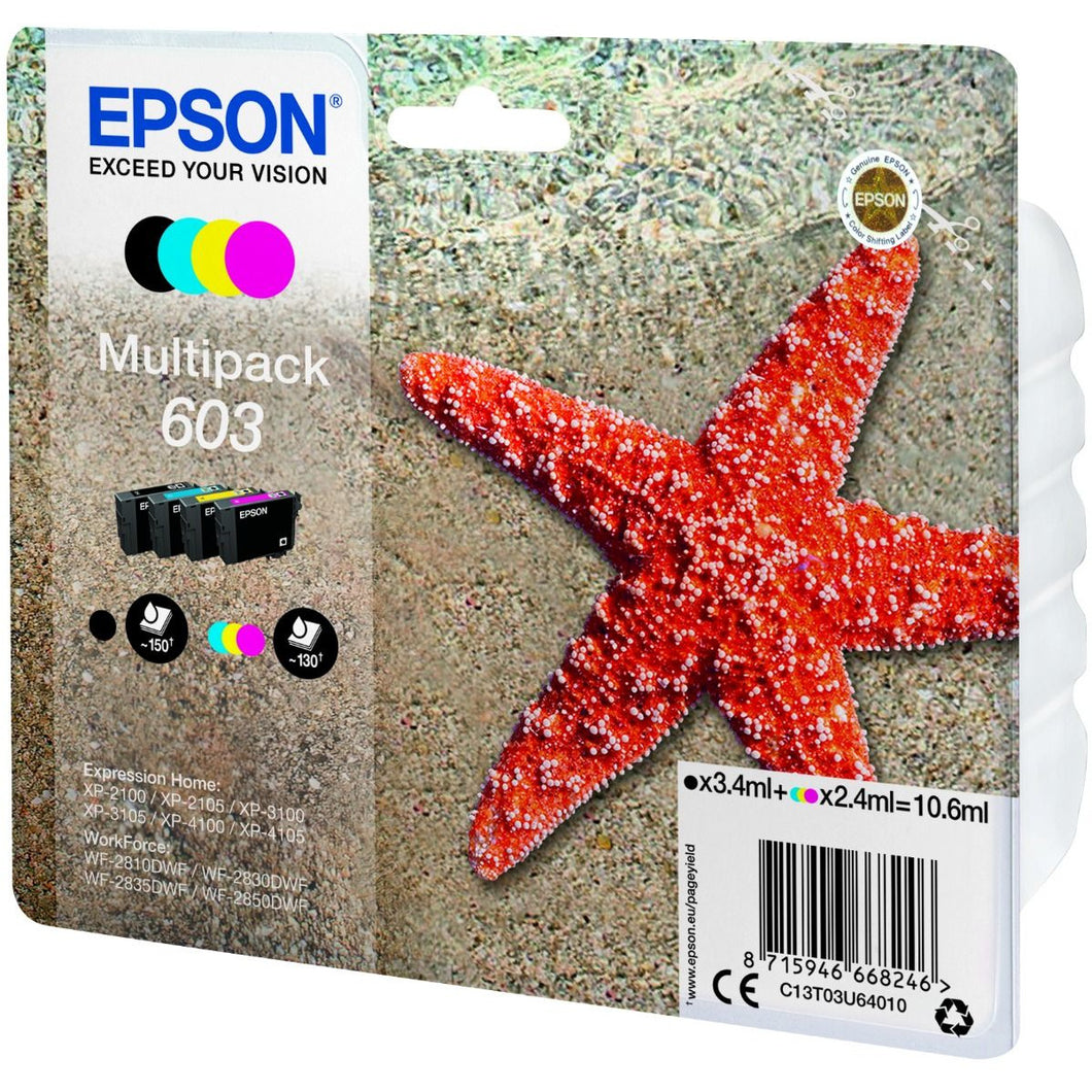 Epson 603 ink cartridges