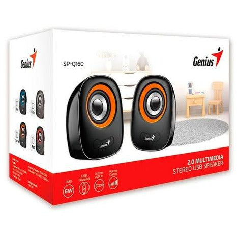 Genius Desktop multimedia Speakers - SP-Q160