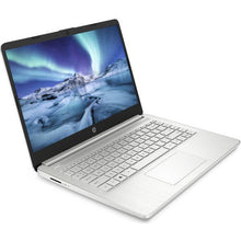 "Load image into Gallery viewer, HP 14S, 14"" Display, Intel Pentium Gold Processor, 4GB RAM, 128GB SSD, Windows 10 Home, 1 Year Warranty."