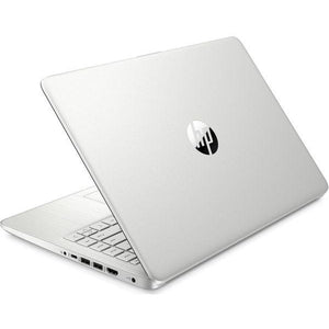 "HP 14S, 14"" Display, Intel Pentium Gold 5405U Processor, 4GB RAM, 128GB SSD, Windows 10 S Mode, 1 Year Warranty."