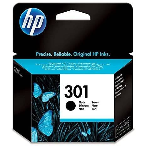 HP 301 standard black ink Cartridge