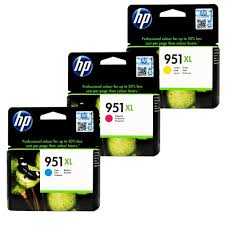 HP 951XL ink cartridge - individuals
