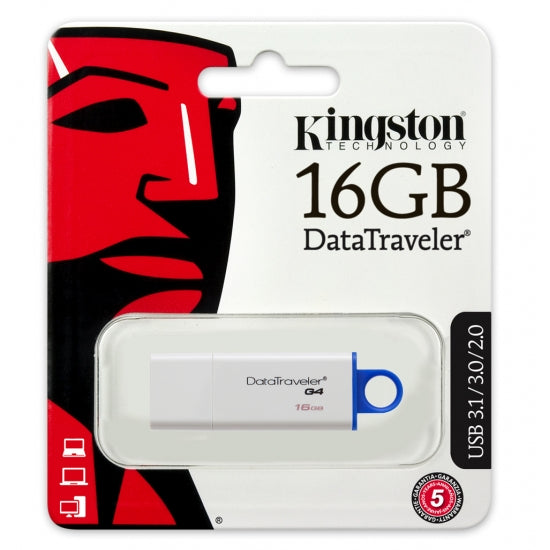 Kingston 16GB USB datatraveler