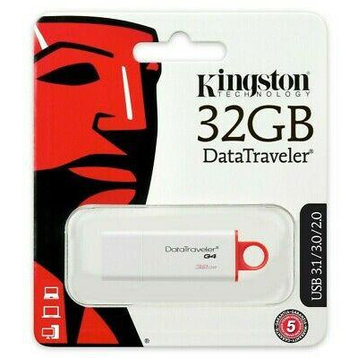 Kingston 32GB USB datatraveler