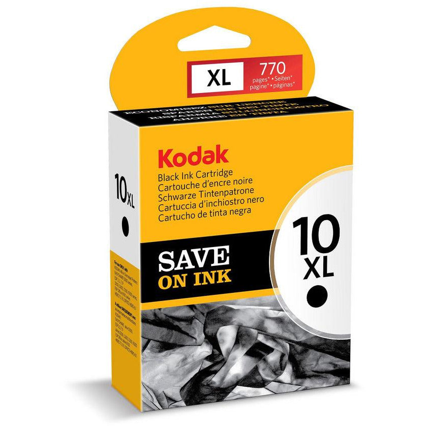 Kodak 10 XL Black Ink cartridge