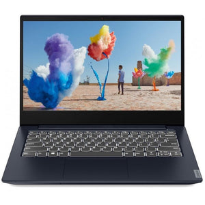 "Lenovo S340 14"" laptop - Core i3 10th Gen, 4GB RAM, 128GB SSD (Abyss Blue)"