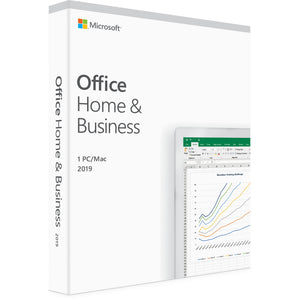 Microsoft Office Home & Business 2019 - 1 user