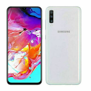 Samsung Galaxy A70 Prism White 128GB Grade B Unlocked