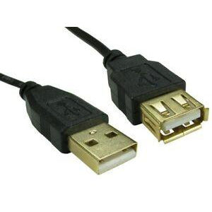 Hama USB 2.0 extension cable