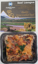 Load image into Gallery viewer, Shellfield Farm Beef Lasagne