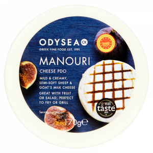 Odysea Manouri Cheese