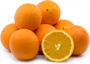 Large navel orange